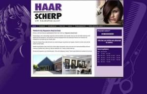 kapsalon-haarscherp.nl
