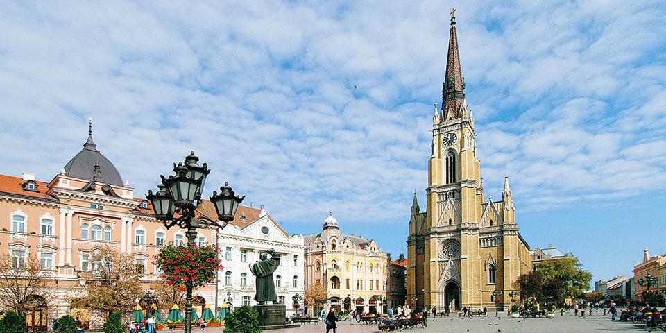 Novi Sad, www.bestns.org.rs