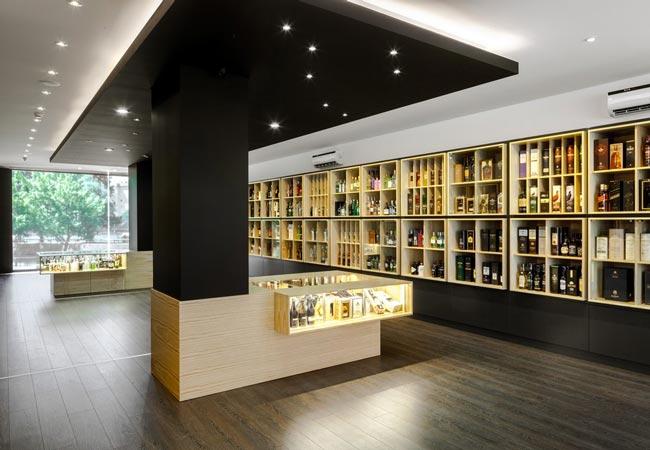 اصول ساده در طراحی دکوراسیون مغازه طراحی دکوراسیون داخلی