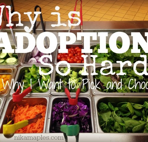 Why is Adoption So Hard?