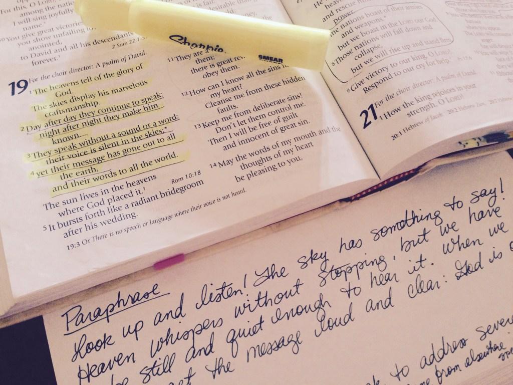 psalms 15-21