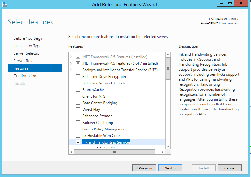 Installing Office Online Server for SharePoint 2016 – Crawl