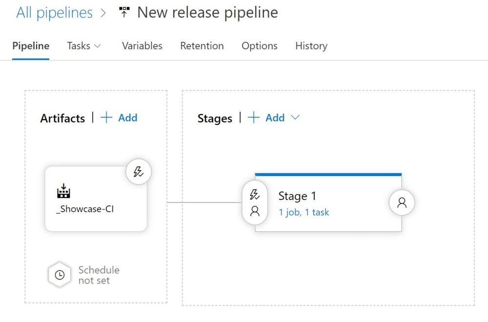 Azure DevOPS Release Pipelines