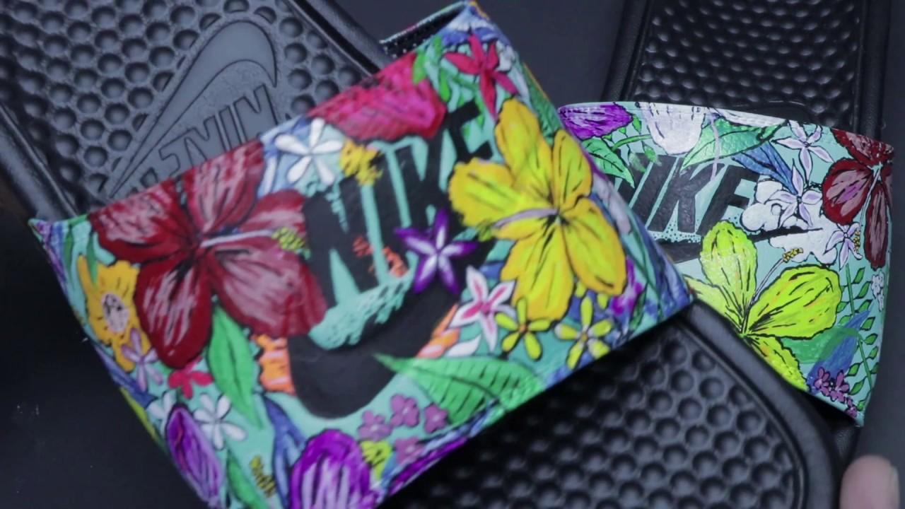 HOW TO Paint Hawaiian Tropic Slides Tutorial DIY Giveaway - HOW TO: Paint Hawaiian Tropic Slides Tutorial DIY & Giveaway!!!