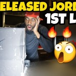 UNRELEASED OG JORDANS THAT NEVER CAME OUT IN 2017 FOR FREE FROM A SUBSCRIBER!!!