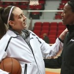 Behind the Scenes: Sylvia Fowles vs. Breanna Stewart in China