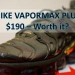 REVIEW & ON-FEET – Nike Vapormax Plus – Cargo Khaki & Black