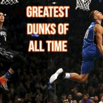 TOP 10 GREATEST NBA DUNK CONTEST DUNKS EVER!