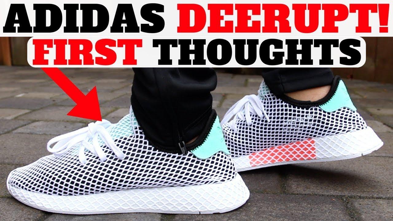 super popular 21ea2 4ed4e scarpe adidas deerupt 2 prezzi