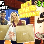$1000+ SNEAKER SHOPPING SPREE WITH MY GIRLFRIEND! 3 FIRE SNEAKER PICKUPS & CLOTHING! GOT 'EM!