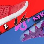 Adidas Harden Vol. 2 vs Nike Kyrie 4!