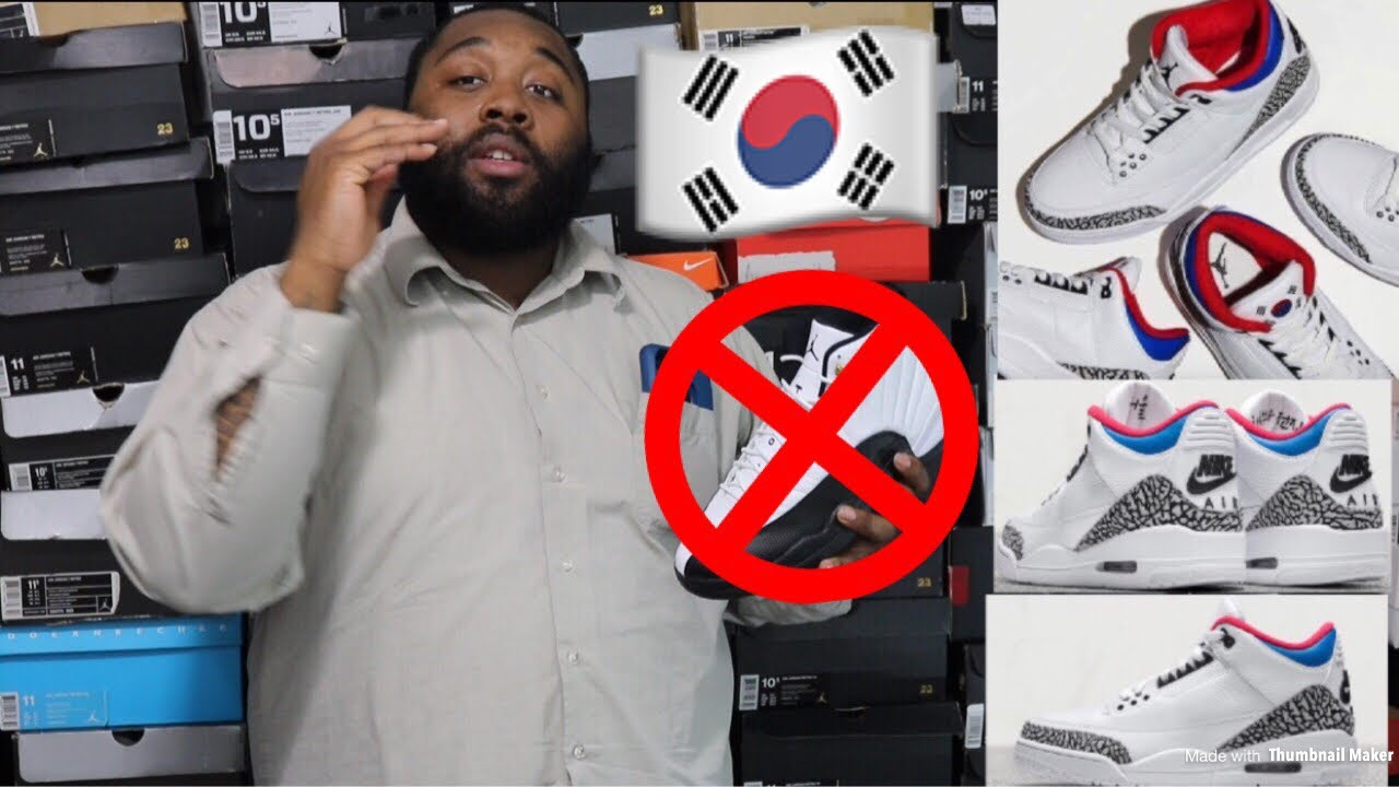 4fc4d4c070a9 BREAKING NEWS JORDAN 12 TAXI WILL NOT RELEASE IN MARCH FIRST LOOK AT JORDAN  3 KOREA