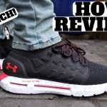 Best Sneaker Cushioning for The PRICE? HOVR by UA Review! (Comparison to Boost / React)