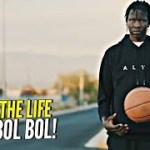 Bol is Life! Bol Bol Talkin About the Sneaker Game, Migos & More! In Association w/ SLAM