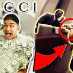 Buying Gucci With 10,000 One Dollar Bills!