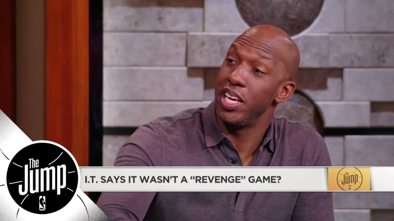 Chauncey Billups not buying Lakers Cavs game wasnt revenge for Isaiah Thomas The Jump ESPN - Chauncey Billups not buying Lakers-Cavs game wasn't 'revenge' for Isaiah Thomas | The Jump | ESPN
