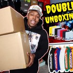 DOUBLE SNEAKER UNBOXING! RARE JORDAN PROMO SAMPLES & SUPREME WEEK 5 DROP LIST! MY THOUGHTS