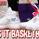 Does It Basketball? Nike Off-White Flyknit Hyperdunk!