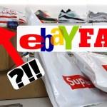 Ebay SNEAKER FAIL! 2001 Nike Pickup Turned Bad…