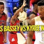 Kyree Walker Puts Up a FIGHT Against Charles Bassey at Grind Session World Championship Tournament!!