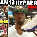 Mall Vlog: Jordan 13 Hyper Royal, BC3 & Bred Toe STILL SITTING!!!!