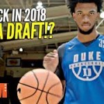 Marvin Bagley III Up close & Personal w/  Potential #1 Pick & The DUKE BOYS!!! Pres. By SLAM