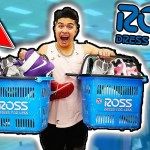 NO WAY ALL THESE SNEAKERS WERE AT ROSS!! **DEALS**