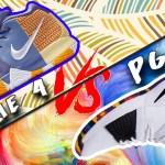 Nike Kyrie 4 vs PG 2!