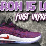 Nike Lebron 15 Low First Impressions!