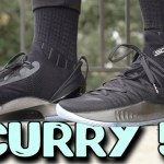 Under Armour Curry 5 First Impressions!