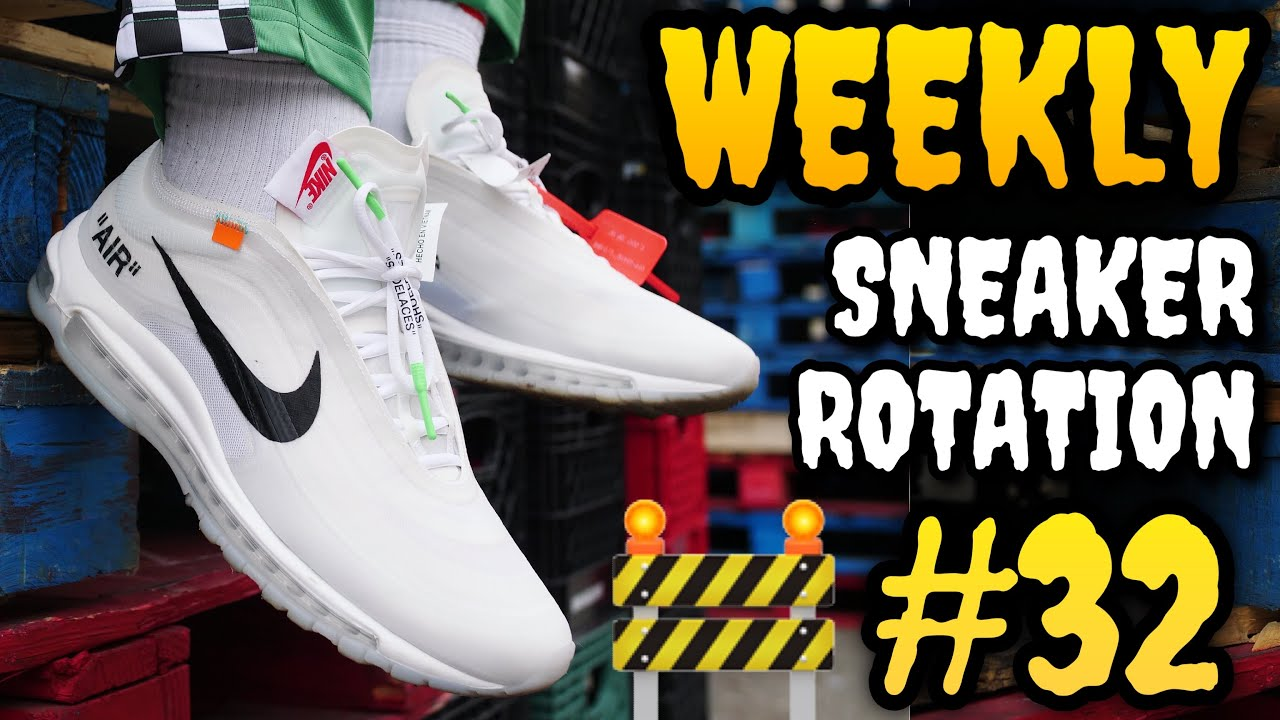 WEEKLY SNEAKER ROTATION ON FEET 32 NUMEROTREINTAYDOS - WEEKLY SNEAKER ROTATION ON FEET 32 #NUMEROTREINTAYDOS