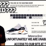 WTF IS ADIDAS DOING?? FIX YA DAMN WEBSITE