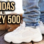 ADIDAS YEEZY 500 DESERT RAT BLUSH REVIEW AND ON FOOT !!!