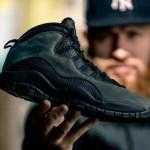 EARLY REVIEW: Air Jordan 10 Shadow + On Feet Look!