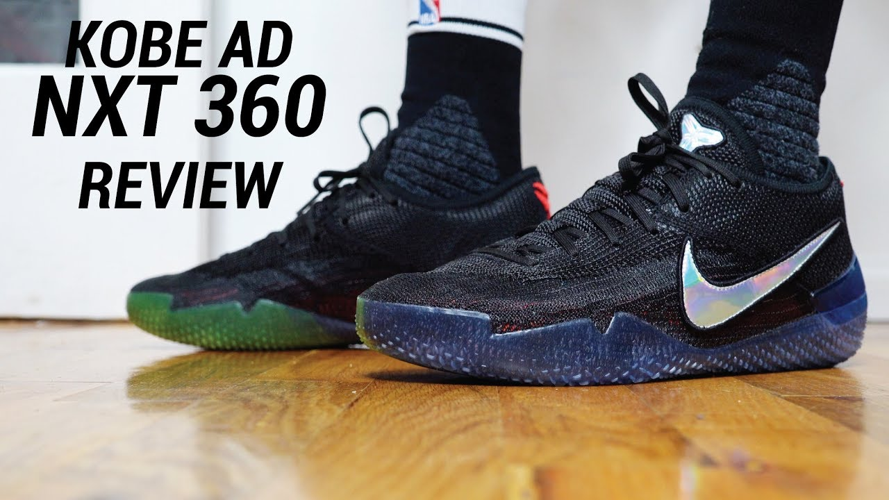KOBE AD NXT 360 INITIAL REVIEW - KOBE AD NXT 360 INITIAL REVIEW