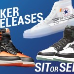 MAY SNEAKER RELEASES: SIT OR SELL PART 1