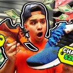 NIKE OUTLET VS CHAMPS SPORTS!