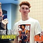 Nico Mannion: Day In The Life! Kickin' It w/ Arizona's Player of The Year!!