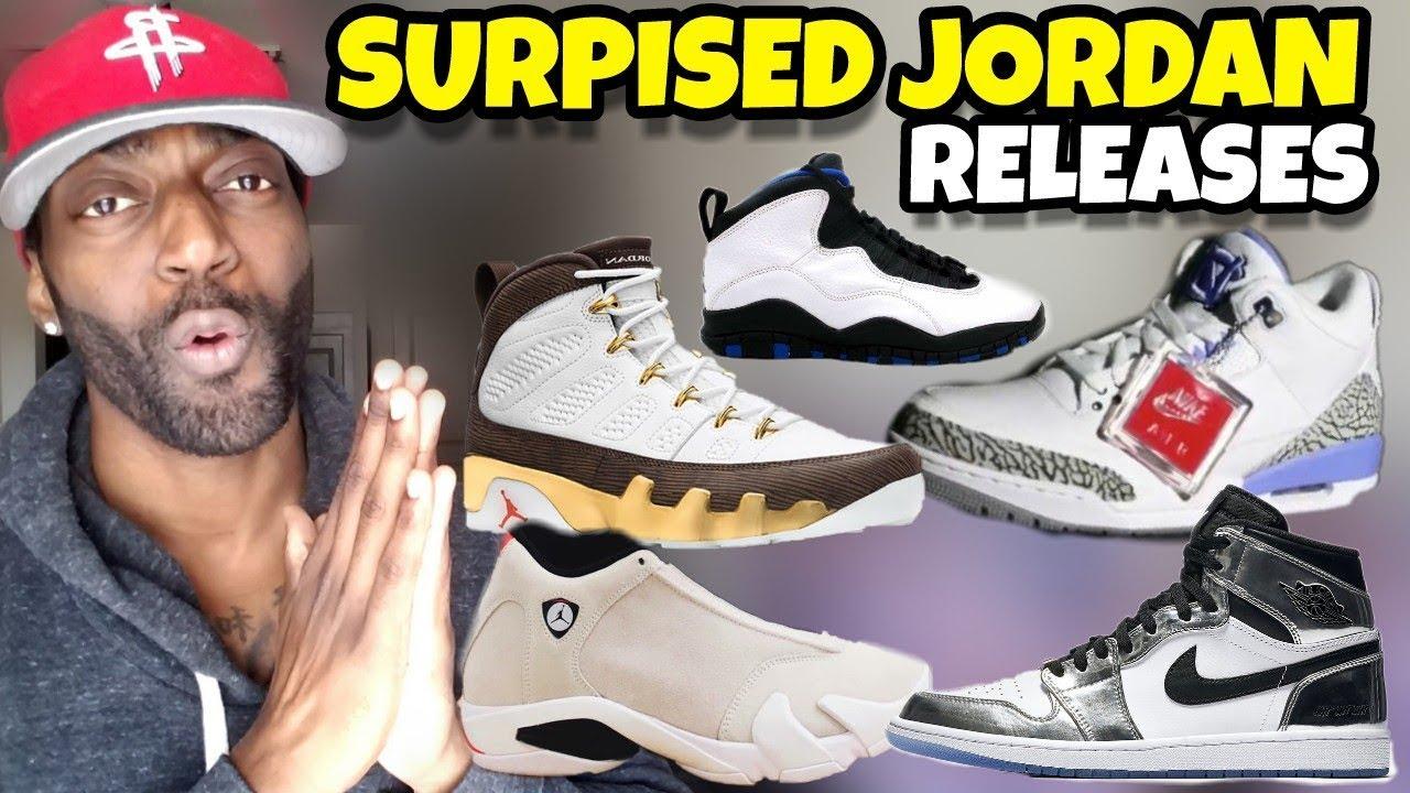 Surprised Jordan Releases Jordan 9 Mop Melo Jordan 3 UNC PE Jordan 13 desert sand - Surprised Jordan Releases: Jordan 9 Mop Melo, Jordan 3 UNC PE, Jordan 13 desert sand