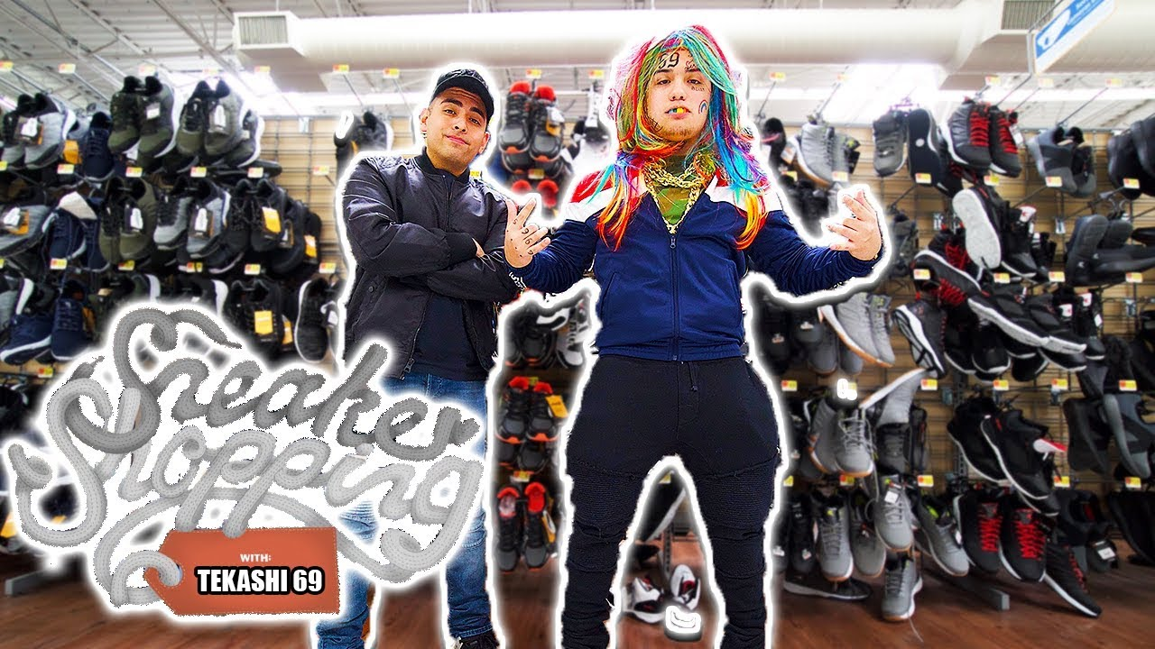 Tekashi 69 Goes Sneaker Shopping With Complex at Walmart COMPLEX PARODY - Tekashi 69 Goes Sneaker Shopping With Complex at Walmart (COMPLEX PARODY)