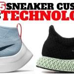 Top 5 Sneaker CUSHION TECHNOLOGIES in 2018