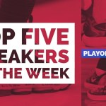 Top 5 Sneakers of the 2018 NBA Playoffs – Game 1 | #NBAKICKS