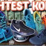 What's The Lightest Kobe Shoe Ever??