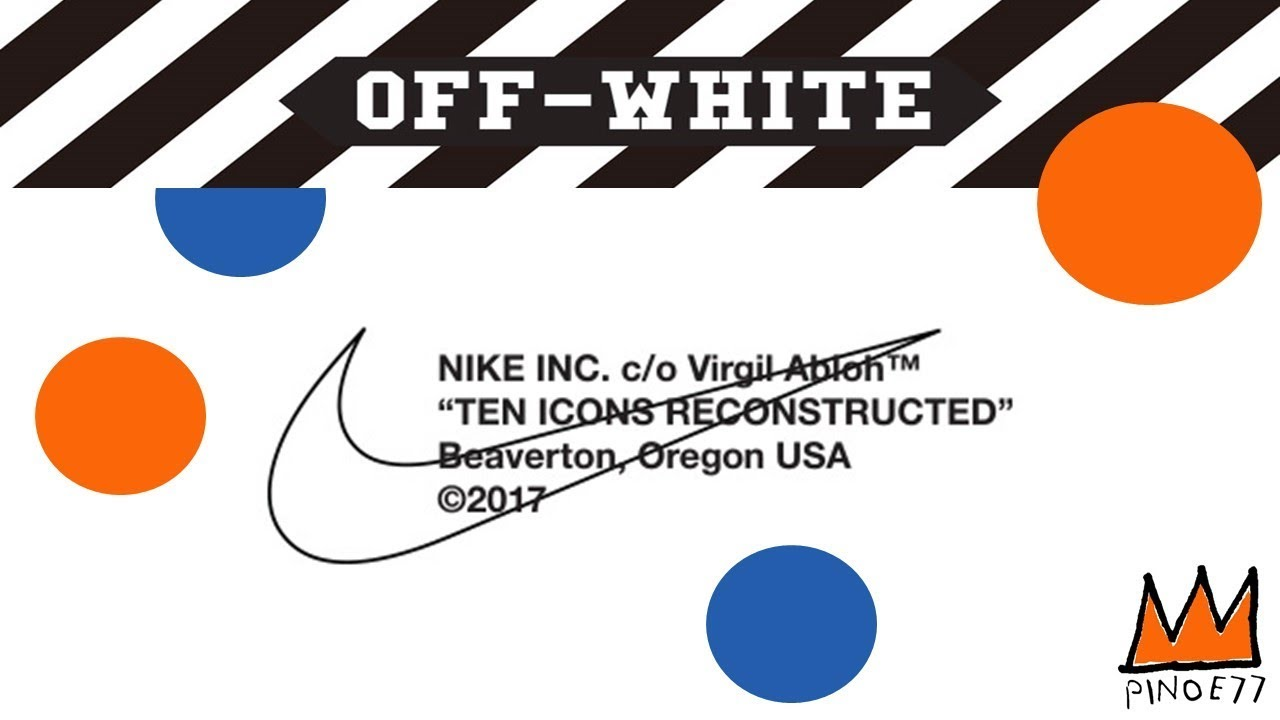 2 MORE OFF WHITE x NIKE COLLABS, RELEASE MAPS, LAST SHOT & HE GOT GAME #S &  MORE!!