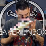 A SNEAKER UNBOXING…
