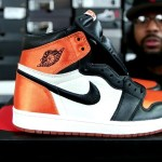 "AIR JORDAN 1 SATIN ""SHATTERED BACKBOARD"" DETAILED REVIEW"