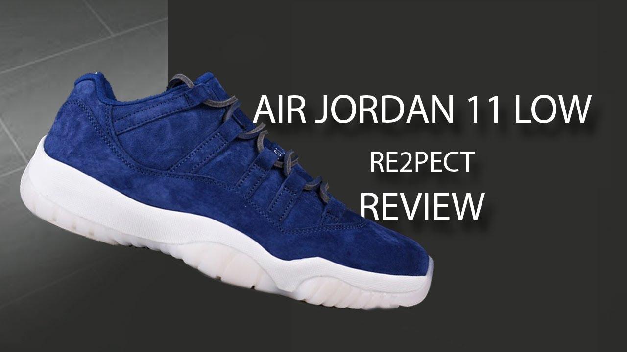 size 40 e37ce 3c456 AIR JORDAN 11 LOW 'RE2PECT'
