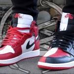 Air Jordan 1 'Homage to Home' Review