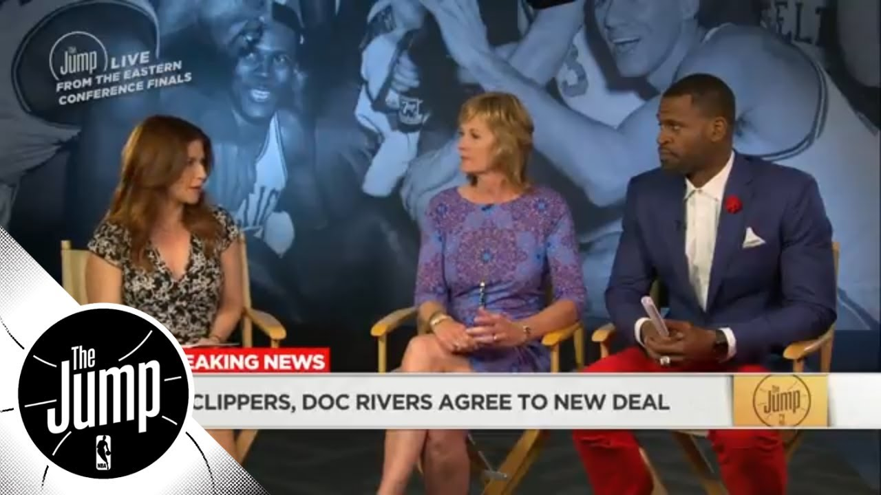 Clippers and head coach Doc Rivers agree to contract extension The Jump ESPN - Clippers and head coach Doc Rivers agree to contract extension   The Jump   ESPN