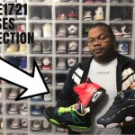 FUNNY!! FINELINE1721 EXPOSES MY EXPENSIVE SNEAKER COLLECTION!!! HE CALLED IT TRASH!?
